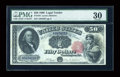 Large Size:Legal Tender Notes, Fr. 164 $50 1880 Legal Tender PMG Very Fine 30....