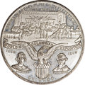 Expositions and Fairs, 1892-93 Group Lot Four Columbia World's Fair Medals AU55Uncertified.... (Total: 4 coins)