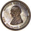 "U.S. Presidents & Statesmen, Choice Uncirculated 1862 Martin Van Buren ""Fearless Democrat""Memorial Medal...."