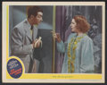 "Movie Posters:Comedy, Her Cardboard Lover (MGM, 1942). Lobby Card (11"" X 14""). Comedy...."
