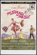 "Movie Posters:Academy Award Winner, The Sound of Music (20th Century Fox, 1965). One Sheet (27"" X 41"") Academy Award Style. Academy Award Winner...."