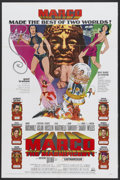 """Movie Posters:Adventure, Marco the Magnificent (MGM, 1966). One Sheet (27"""" X 41"""").Adventure...."""