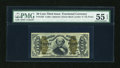 Fractional Currency:Third Issue, Fr. 1342 50c Third Issue Spinner Type II PMG About Uncirculated 55 EPQ....