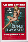 "Movie Posters:Bad Girl, Pin-Up Playmates (SRC Films, 1972). One Sheet (27"" X 41""). BadGirl...."
