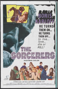 "Movie Posters:Horror, The Sorcerers (Allied Artists, 1967). One Sheet (27"" X 41""). Horror...."