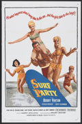 """Movie Posters:Rock and Roll, Surf Party (20th Century Fox, 1964). One Sheet (27"""" X 41""""). Rockand Roll...."""