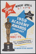 Movie Posters:Academy Award Winner, Academy Awards Telecast Kit (AMPAS, 1959). Presskit (MultiplePages). Academy Award Winner.... (Total: 13 Items)