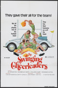 "Movie Posters:Sexploitation, Swinging Cheerleaders (Centaur, 1974). One Sheet (27"" X 41"").Sexploitation...."