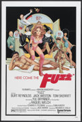 "Movie Posters:Comedy, Fuzz (United Artists, 1972). One Sheet (27"" X 41""). Comedy...."