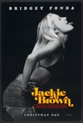 "Movie Posters:Crime, Jackie Brown (Miramax, 1997). One Sheet (27"" X 41"") Bridget FondaAdvance. Crime...."