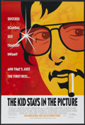 "Movie Posters:Documentary, The Kid Stays in the Picture (USA Films, 2002). One Sheet (27"" X 40"") DS. Documentary...."