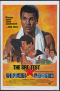 "Movie Posters:Sports, The Greatest (Columbia, 1977). One Sheet (27"" X 41"") Tri-Folded. Sports...."
