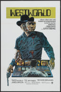 "Movie Posters:Science Fiction, Westworld (MGM, 1973). One Sheet (27"" X 41""). Science Fiction...."