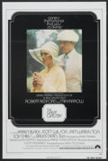 "Movie Posters:Drama, The Great Gatsby (Paramount, 1974). One Sheet (27"" X 41"") Tri-Folded. Drama...."