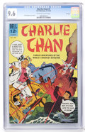 Silver Age (1956-1969):Mystery, Charlie Chan #1 File Copy (Dell, 1965) CGC NM+ 9.6 Off-white towhite pages....