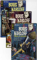 Silver Age (1956-1969):Horror, Boris Karloff Tales of Mystery Group (Gold Key, 1963-79)....(Total: 31 Comic Books)