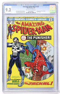 The Amazing Spider-Man #129 (Marvel, 1974) CGC NM- 9.2 Off-white to white pages