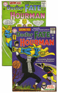 Silver Age (1956-1969):Miscellaneous, Showcase #55 and 56 Doctor Fate and Hourman Group (DC, 1965)....(Total: 2 Comic Books)