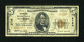 National Bank Notes:Kentucky, Newport, KY - $5 1929 Ty. 2 The American NB Ch. # 2726. ...
