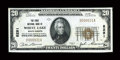 National Bank Notes:South Dakota, White Lake, SD - $20 1929 Ty. 1 The First NB Ch. # 8291. ...