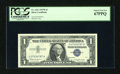 Error Notes:Mismatched Serial Numbers, Fr. 1621 $1 1957B Silver Certificate. PCGS Superb Gem New 67PPQ.. ...