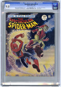 Magazines:Superhero, Spectacular Spider-Man #2 (Marvel, 1968) CGC VF/NM 9.0 Cream tooff-white pages....