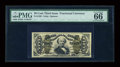 Fractional Currency:Third Issue, Fr. 1328 50c Third Issue Spinner PMG Gem Uncirculated 66 EPQ....