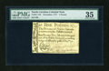 Colonial Notes:North Carolina, North Carolina December, 1771 £5 PMG Choice Very Fine 35....