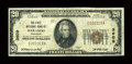 National Bank Notes:Wisconsin, Baraboo, WI - $20 1929 Ty. 1 The First NB Ch. # 3609. ...