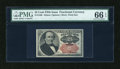 Fractional Currency:Fifth Issue, Fr. 1309 25c Fifth Issue PMG Gem Uncirculated 66 EPQ....