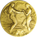 Expositions and Fairs, 1915 Panama-Pacific Gold-Plated Award Medal....