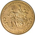 Expositions and Fairs, 1905 Lewis & Clark Centennial Expo Unawarded Medal....