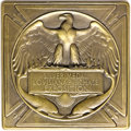 Expositions and Fairs, 1904 Louisiana Purchase Expo Exhibit Award Silver Medal in Bronze....