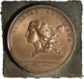 Betts Medals, Two Libertas Americana Electrotype Shells.... (Total: 2 pieces)