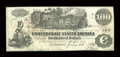 Confederate Notes:1862 Issues, T39 $100 1862 PF-10 Cr. Unl.. ...