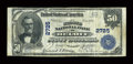 National Bank Notes:Wisconsin, Beloit, WI - $50 1902 Plain Back Fr. 685 The Second NB Ch. # 2725. ...