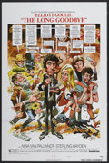 "Movie Posters:Crime, The Long Goodbye (United Artists, 1973). One Sheet (27"" X 41"")Style C. Crime...."