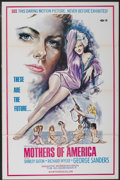 "Movie Posters:Sexploitation, The Seven Secrets of Sumuru (Fine Products, 1972). One Sheet (27.5""X 42""). Also known as Mothers of America. Sexploitat..."