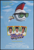 "Movie Posters:Sports, Major League (Paramount, 1989). One Sheet (27"" X 41""). Sports...."