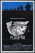 "Movie Posters:War, Platoon (Orion, 1986). One Sheet (27"" X 41""). War...."