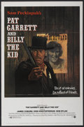 """Movie Posters:Western, Pat Garrett and Billy the Kid (MGM, 1973). One Sheet (27"""" X 41""""). Western...."""