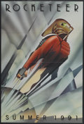 "Movie Posters:Action, The Rocketeer (Touchstone, 1991). One Sheet (27"" X 41"") DS Advance.Action...."