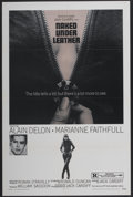 "Movie Posters:Romance, Naked Under Leather (Warner Brothers-Seven Arts, R-1970). One Sheet(27"" X 41""). Romance...."