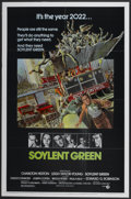 """Movie Posters:Science Fiction, Soylent Green (MGM, 1973). One Sheet (27"""" X 41""""). ScienceFiction...."""