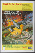 "Movie Posters:War, Mosquito Squadron (United Artists, 1969). One Sheet (27"" X 41"").War...."