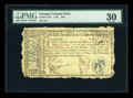Colonial Notes:Georgia, Georgia May 4, 1778 $40 PMG Very Fine 30....