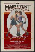 "Movie Posters:Sports, The Main Event (Warner Brothers, 1979). One Sheet (27"" X 41""). Sports...."