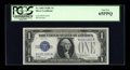 Small Size:Silver Certificates, Fr. 1603 $1 1928C Silver Certificate. PCGS Gem New 65PPQ.. ...