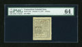 Colonial Notes:Connecticut, Connecticut October 11, 1777 4d PMG Choice Uncirculated 64....
