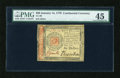 Colonial Notes:Continental Congress Issues, Continental Currency January 14, 1779 $60 PMG Choice Extremely Fine45....